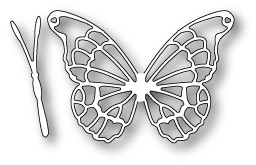 Willoughby Butterfly Wings Die (98901)