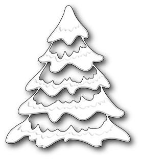 Snowy Tree die(mb99013)