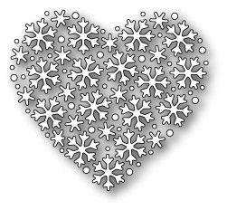 Snowflake Heart (mb99031)