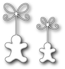 Precious Gingerbread Men (99042)