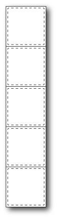Perfect Patch Strip (99166)