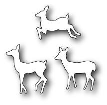 Valley Deer Trio (99167)