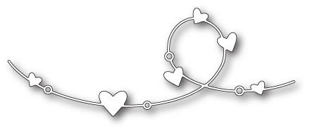 Heart Wire craft die ( 99634)