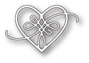 Peyton Heart craft die (99652)