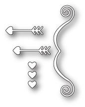 Cupid's Tools craft die (99658)