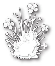 Bunny Silhouette craft die (99662)