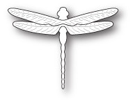 Dazzling Dragonfly craft die (99668)