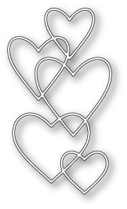 Heart Connection craft die (99676)