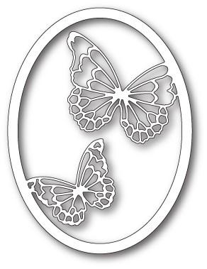 Memory Box Avezzano Butterflies (99723)