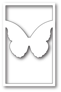 Memory Box Vivienne Butterfly Silhouette (99779)