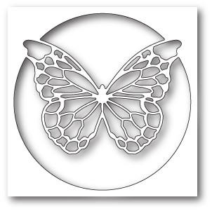 Memory Box Chantilly Butterfly Collage Die (99781)