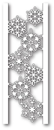 Memory Box Batavia Snowflake Channel craft die 99815