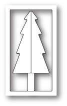 Memory Box Folk Art Tree craft die 99819