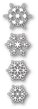 Memory Box Batavia Snowflakes craft die 99825