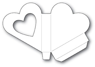 Heart Gift Box die 99954