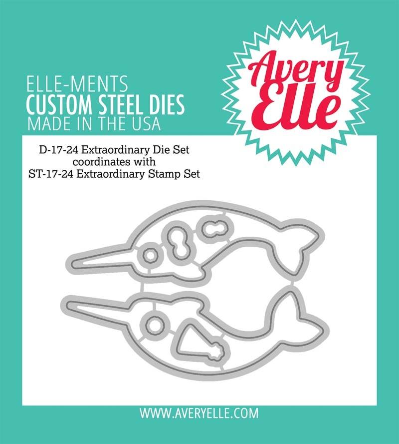 Avery Elle Extraordinary Die