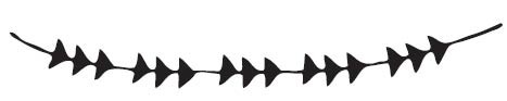 Arrow Banner Die (10234)