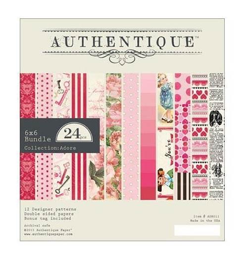 Authentique Adore 6 x 6