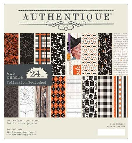 Authentique Bewitched Paper Pack