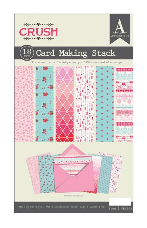 Authentique Card Making Stack