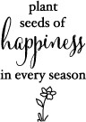 Seeds of Happiness (B2054)