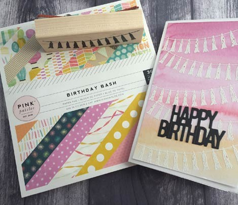 Birthday Bash 6x6 Paper Pack