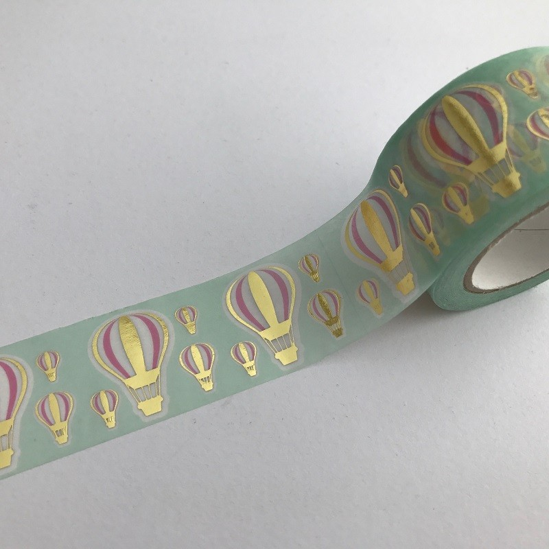 Hot Air Balloon Washi Tape