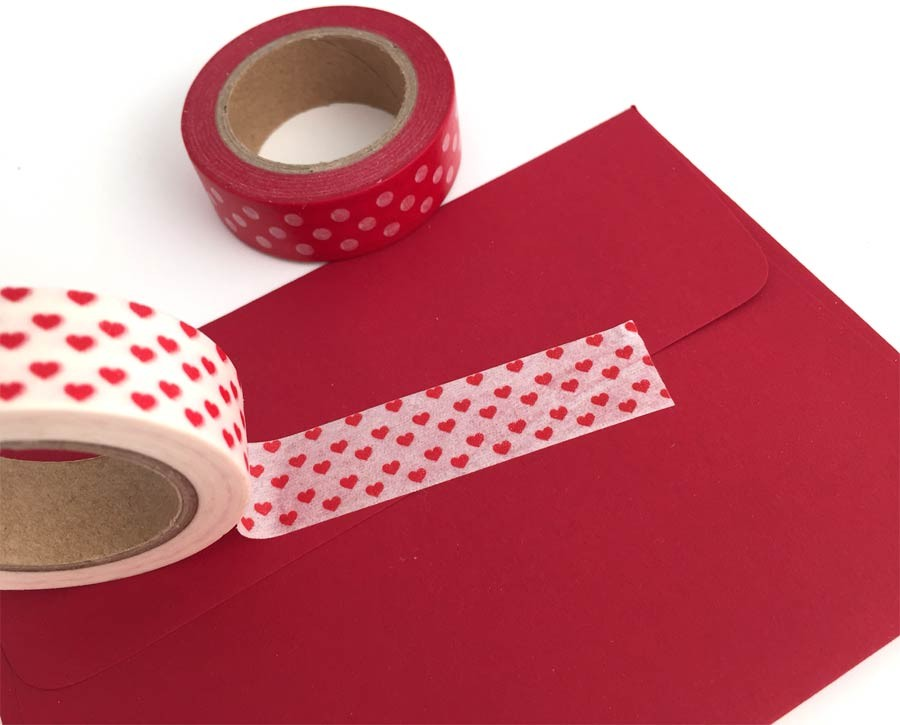 The Basics Washi Tape