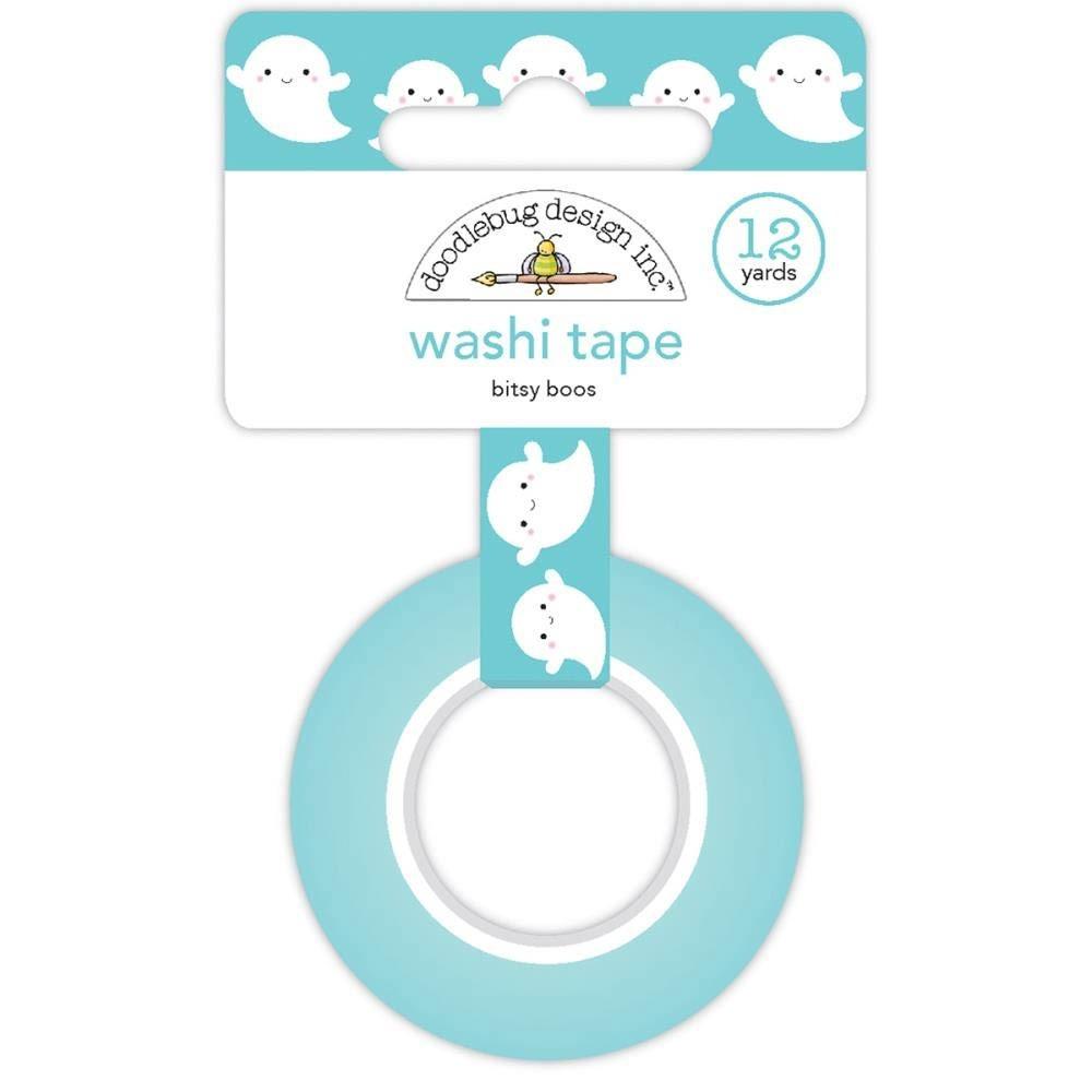 Doodlebug Bitsy Boos Washi Tape