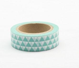 Blue Diamond Washi Tape