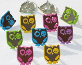 Winking Owl Brads