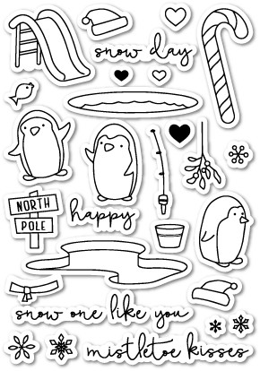 Snow One Like You Clear Stamp Set