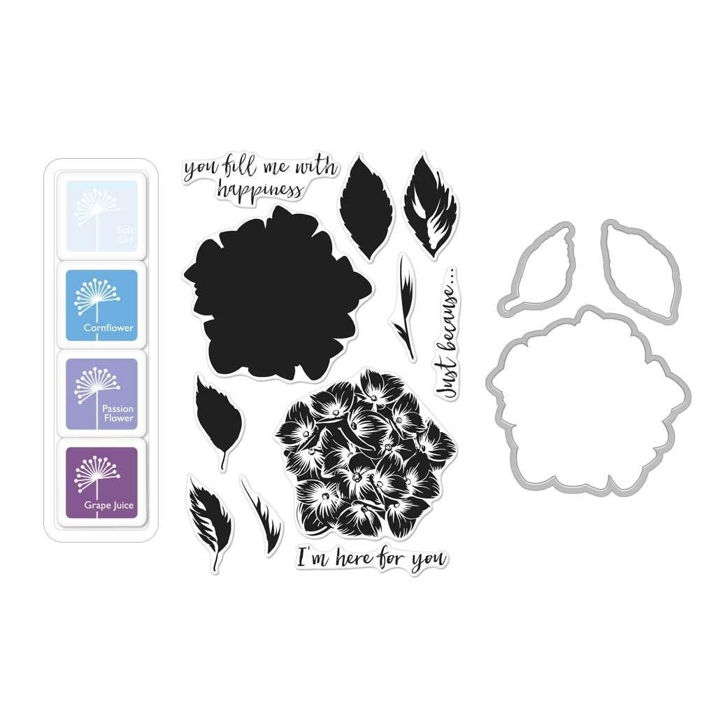 Color Layering Hydrangea Bundle