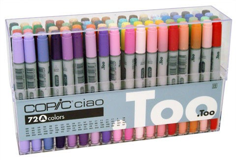 Copic Ciao Set - 72 A