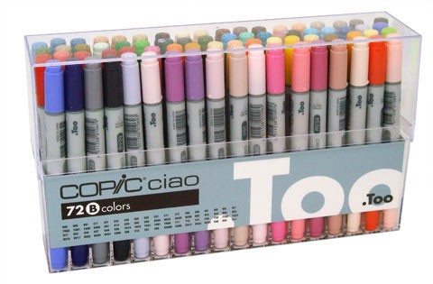 Copic Ciao Set - 72 B