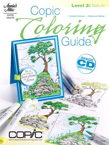 Copic Coloring Guide, Nature