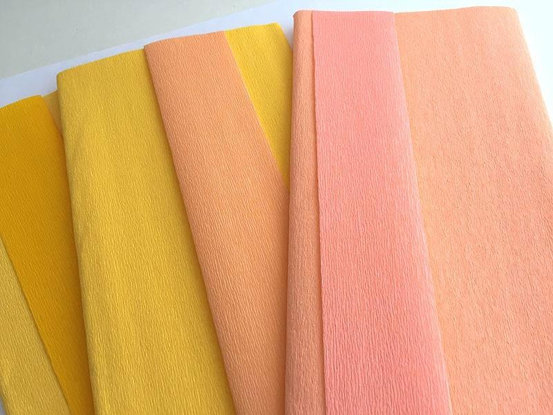 Doublette Crepe Paper