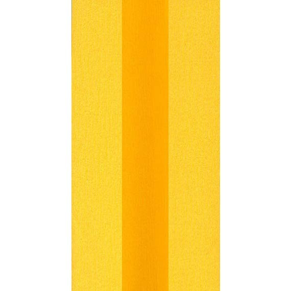 Doublette Crepe Paper - yellow and dk yellow