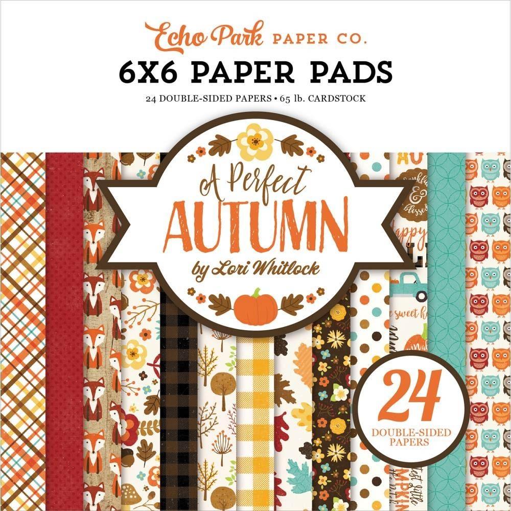 Echo Park A Perfect Autumn 6x6 Pad