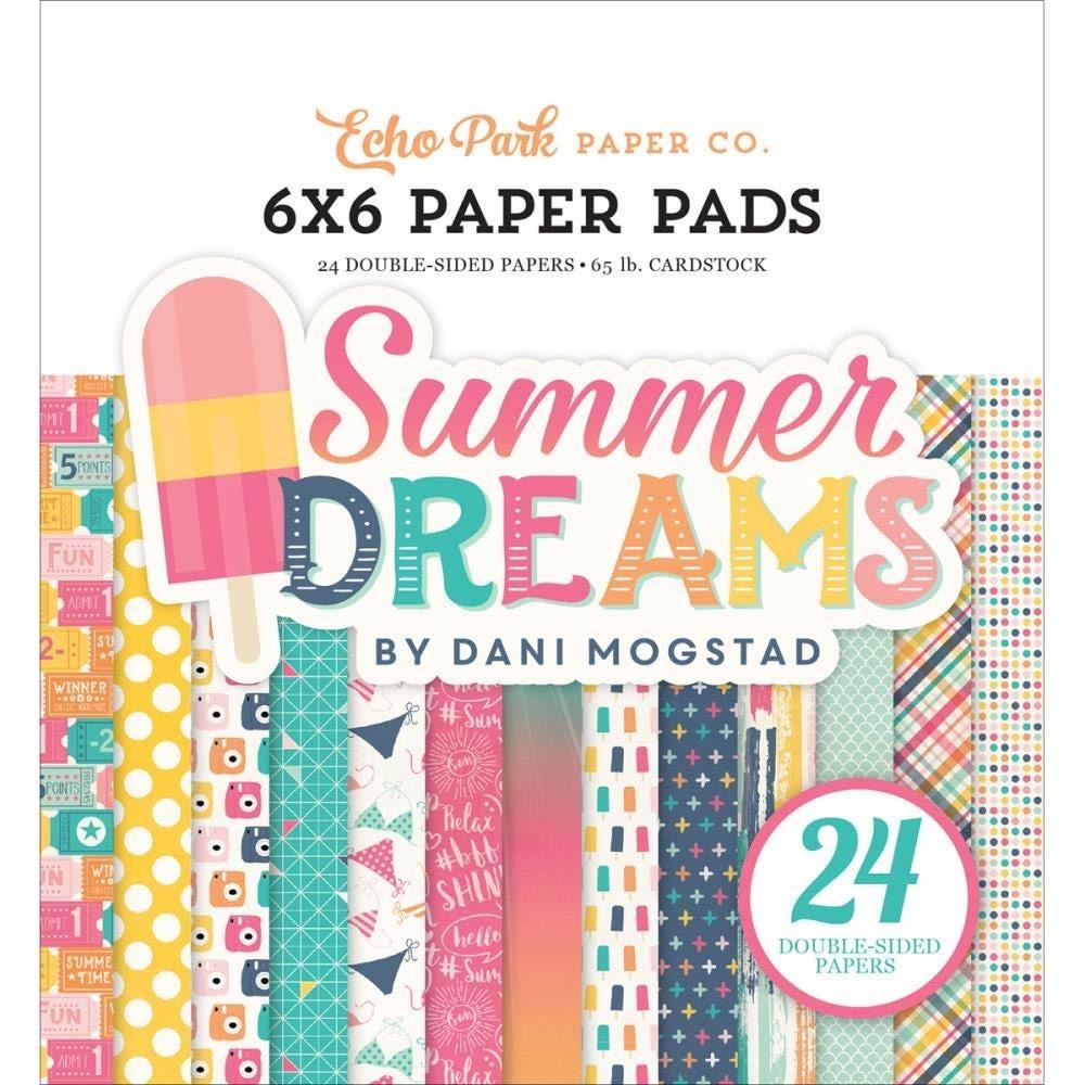 Echo Park Summer Dreams 6x6 Paper Pack