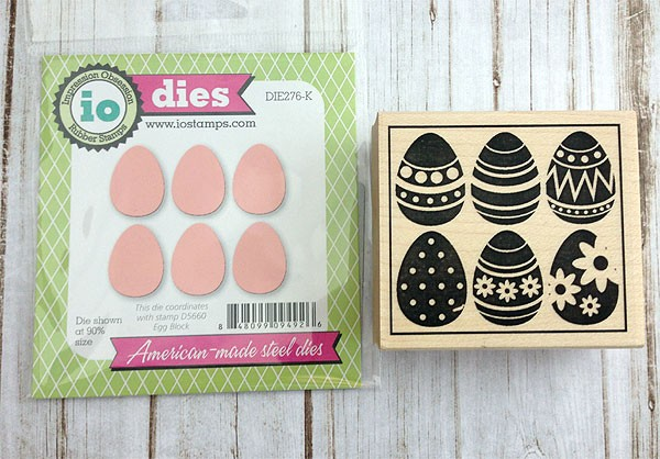 Egg Stamp and Die Set