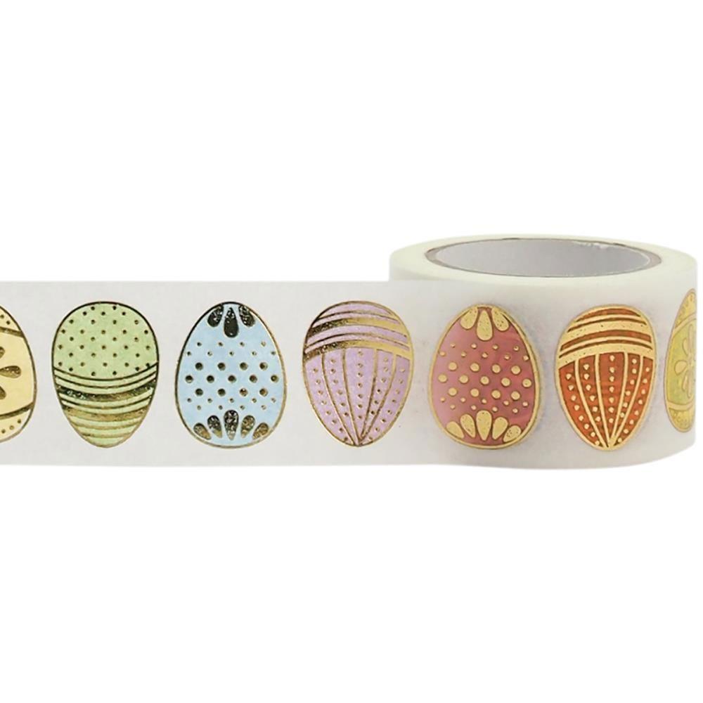 Easter egg tape