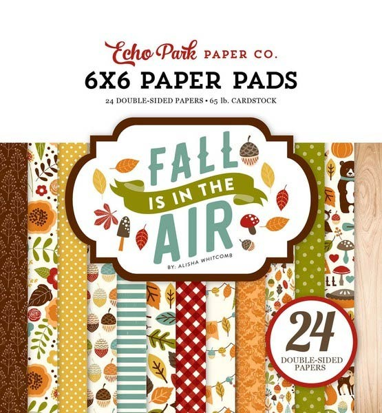 Fall is in the Air 6x6 Paper Pack