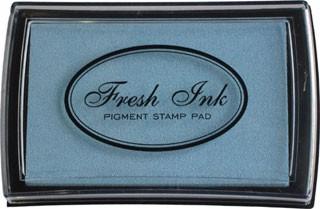 Fresh Ink Sicillian Blue