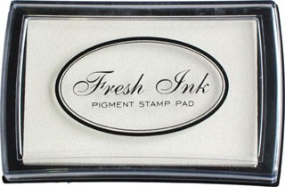 Fresh Ink paper white