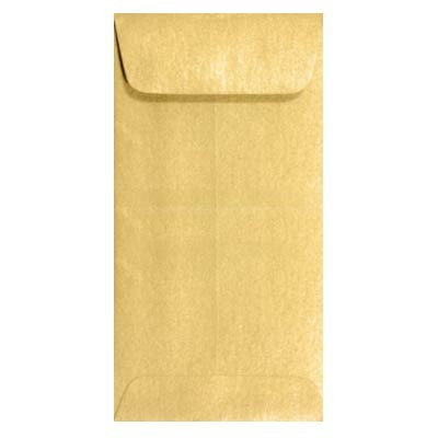 Gold Slim Envelopes