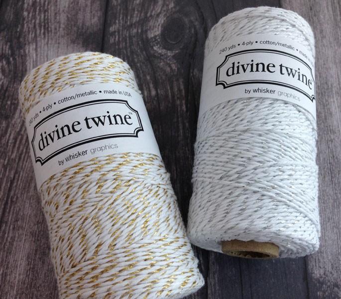 Metallic Divine Twine