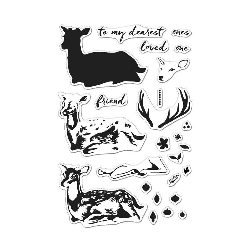 Hero Arts Color Layering Deer