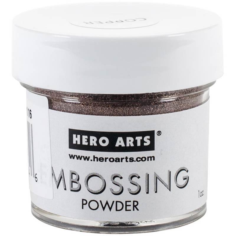 Hero Arts Copper Embossing Powder