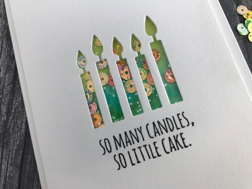 Impress Candle Die